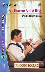 Cover of: A Billionaire and a Baby | Marie Ferrarella