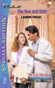 Cover of: The one and only | Laurie Paige