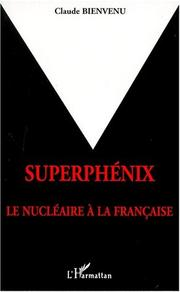 Cover of: Superphénix