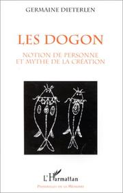 Cover of: Les Dogon