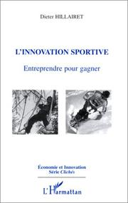 Cover of: L' innovation sportive