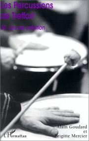 Cover of: Les Percussions de Treffort