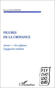 Cover of: Figures de la croyance