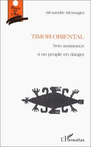 Cover of: Timor-Oriental