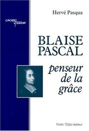 Cover of: Blaise Pascal