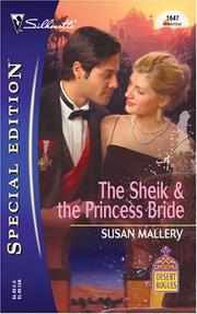 The sheik & the princess bride by Susan Mallery