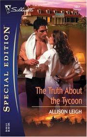 Cover of: The truth about the tycoon