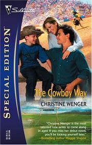 Cover of: The cowboy way