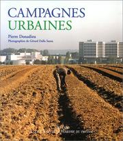 Cover of: Campagnes urbaines
