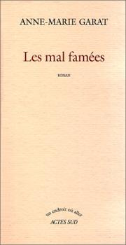 Cover of: Les Mal famées