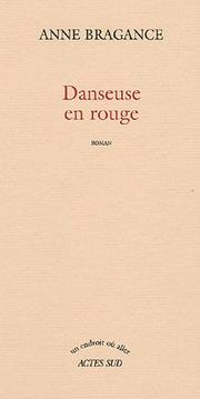 Cover of: Danseuse en rouge