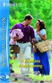 Cover of: A Montana Homecoming