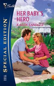 Cover of: Her Baby's Hero