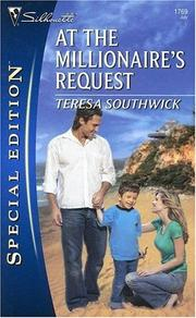 Cover of: At The Millionaire's Request