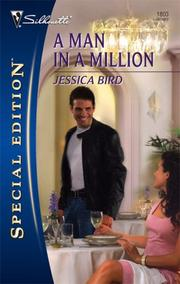 Cover of: A Man In A Million (Silhouette Special Edition) | Jessica Bird