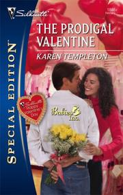 Cover of: The Prodigal Valentine