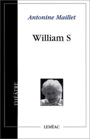 Cover of: William S