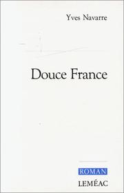Cover of: Douce France