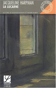 Cover of: La lucarne
