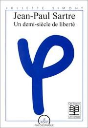 Cover of: Jean-Paul Sartre