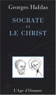 Cover of: Socrate et le Christ