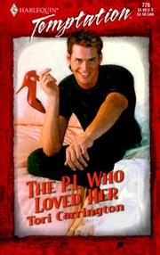 Cover of: P.I. Who Loved Her (The Magnificent Mccoy Men)