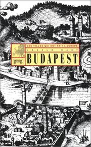 Cover of: Budapest