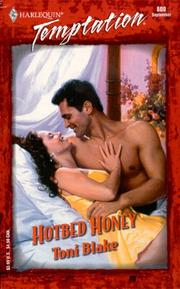 Cover of: Hotbed Honey