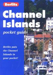 Cover of: Berlitz Channel Islands Pocket Guide (Berlitz Pocket Guides) |