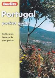 Cover of: Berlitz Portugal Pocket Guide | Neil Schlecht