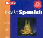 Cover of: Basic Spanish CD | Berlitz Publishing