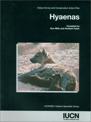 Cover of: Hyaenas | IUCN/SSC Hyaena Specialist Group