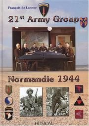 Cover of: 21st Army Group