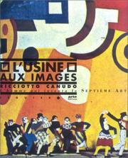 Cover of: L' usine aux images