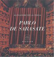 Cover of: Pablo de Sarasate (1844-1908)