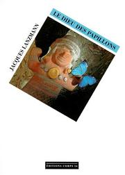 Cover of: Le dieu des papillons