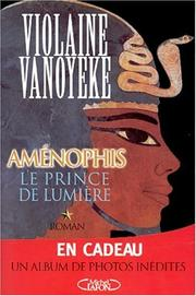 Cover of: Aménophis, Tome 1