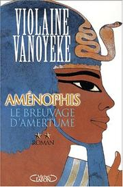 Cover of: Aménophis T2