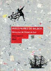 Cover of: Vasco Nuñez de Balboa