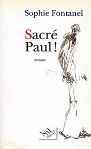 Cover of: Sacré Paul