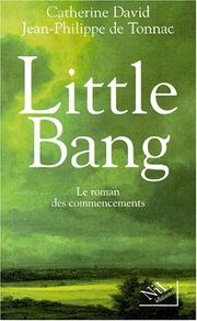 Cover of: Little bang