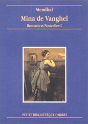 Cover of: Mina de Vanghel
