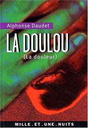 Cover of: La doulou