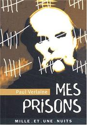 Cover of: Mes prisons