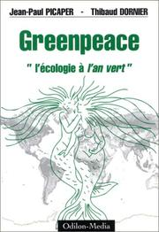 Cover of: Greenpeace
