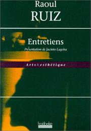 Cover of: Entretiens