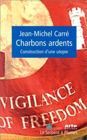 Cover of: Charbons ardents