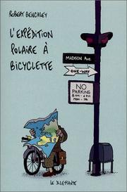 Cover of: L'Expédition polaire à bicyclette