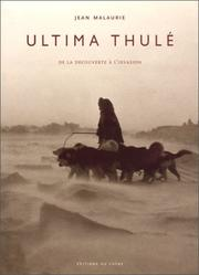 Cover of: Ultima Thulé
