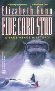 Cover of: Five Card Stud